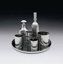 Jeff Koons, Baccarat Crystal Set, 1986
